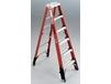 EXTRA HEAVY DUTY FIBERGLASS STEPLADDER - 375 lbs. DUTY RATING