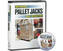 Motorized Pallet Jacks: Safe Operation - DVD Training