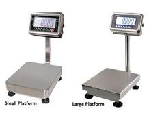 STAINLESS STEEL WASH DOWN PLATFORM SCALES