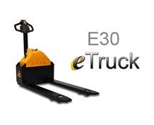 "E 30 ""eTRUCK"" Electric Pallet Truck"